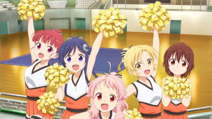 Anima Yell! Episódio 7