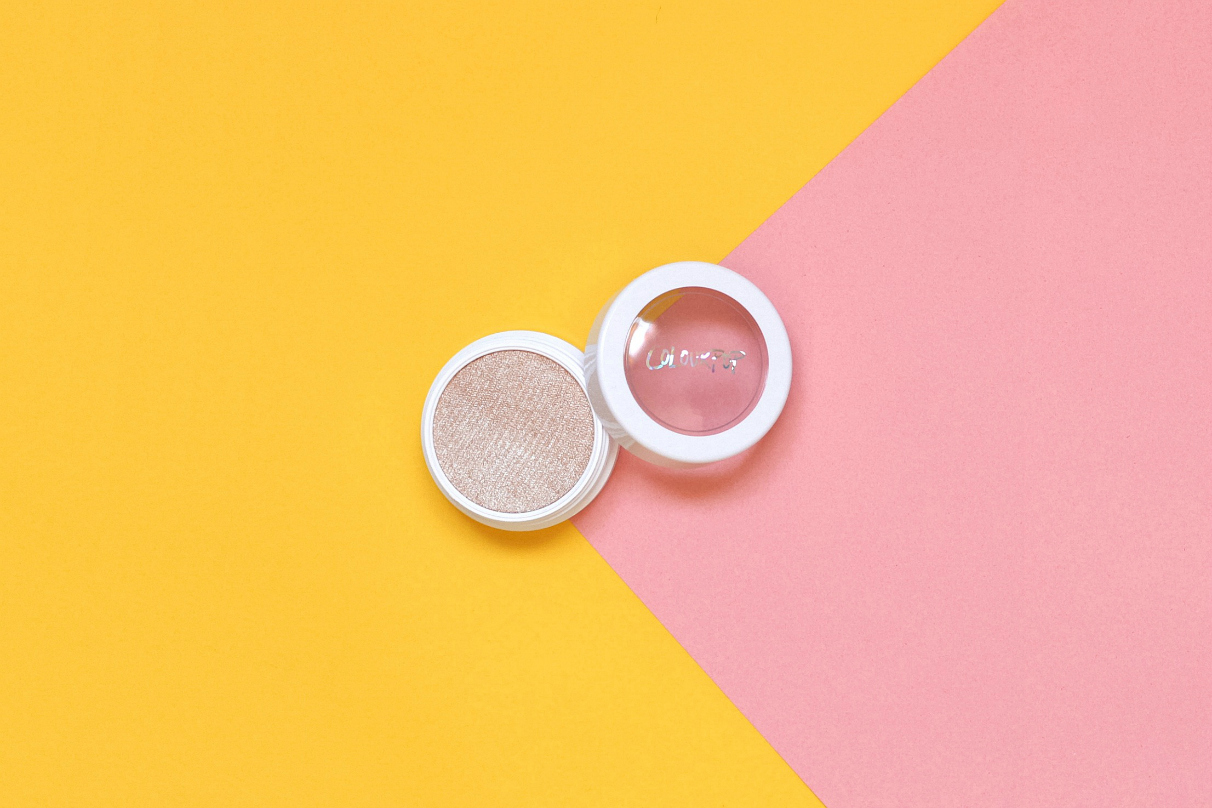 ColourPop Cosmetics Flexitarian Pearlized Highlighter Review and Swatch