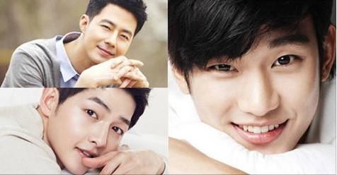 Phim Người có cát-xê đủ sống một đời của Kbiz không phải là Song Joong Ki-2016