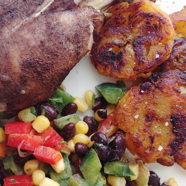 An easy jerk chicken recipe for a Caribbean meal