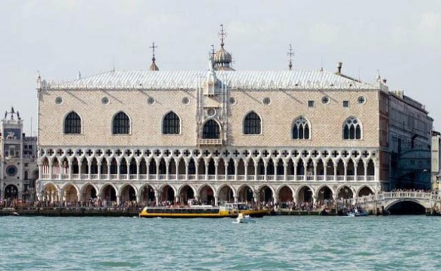 El Palacio Ducal de Venecia