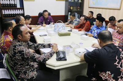 Gubernur Ridho Diagendakan Lantik Bupati/Wabup Lampung Utara 25 Maret 2019