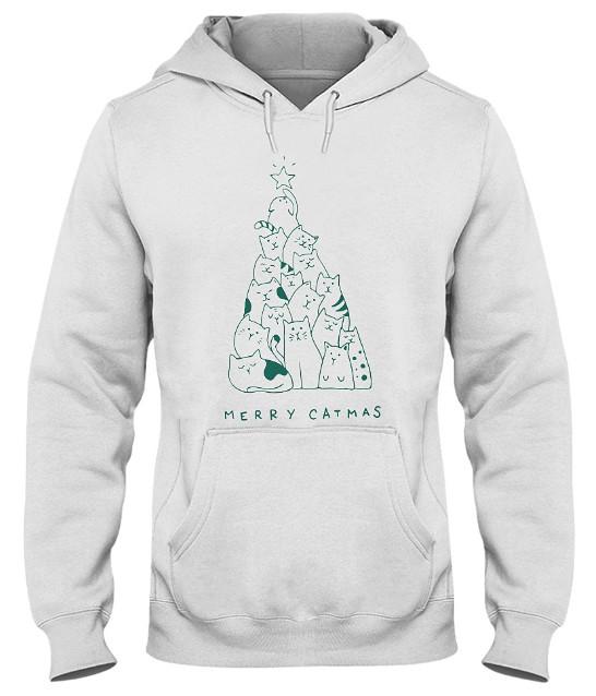 MERRY CATMAS T Shirt, MERRY CATMAS Hoodie, MERRY CATMAS Sweatshirt