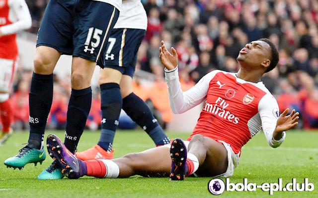 Highlight Arsenal 1 - 1 Tottenham Hotspur 6 November 2016