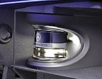 Mercedes S550 scent system