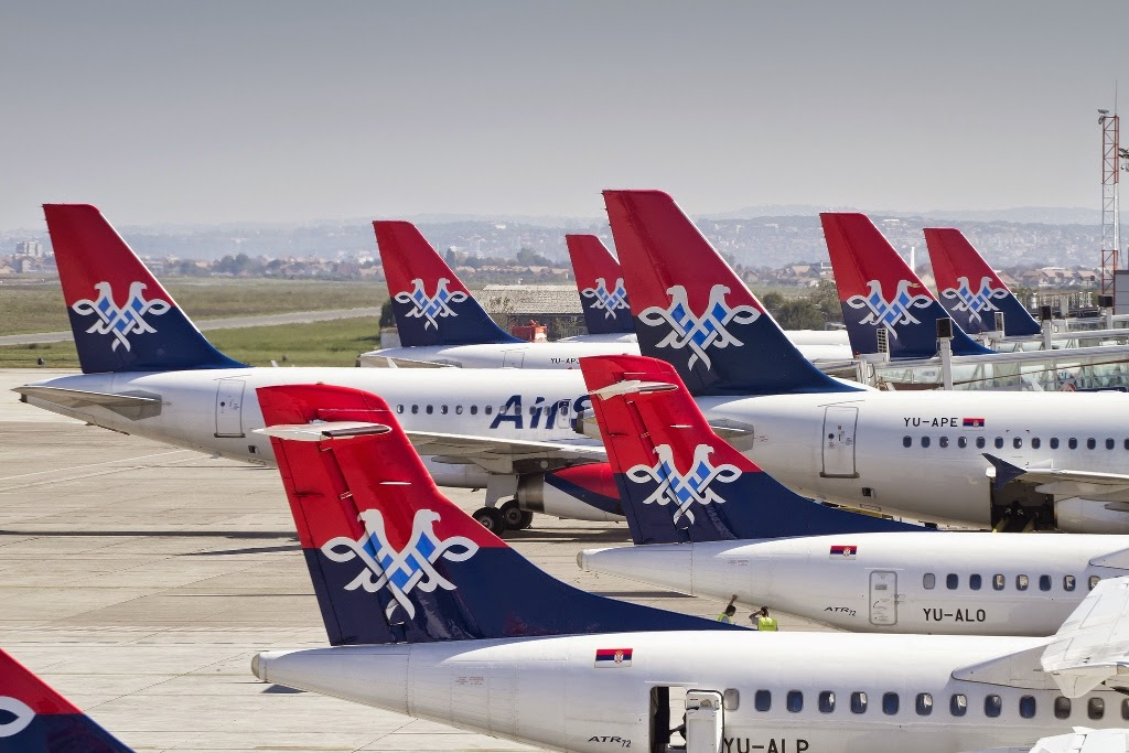 Avionske Karte Air Serbia.Air Serbia To Consolidate Prior To Growth