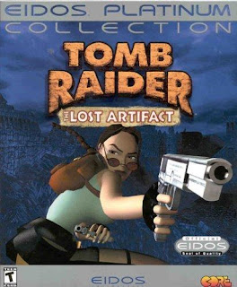 Tomb Raider III: The Lost Artefact PC GAME