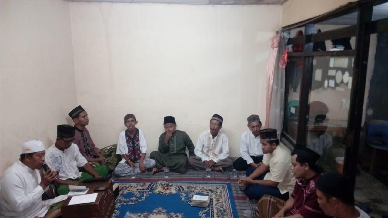 Majelis Taklim Al Hidayah Kelurahan Priuk Gelar Pengajian Rutin