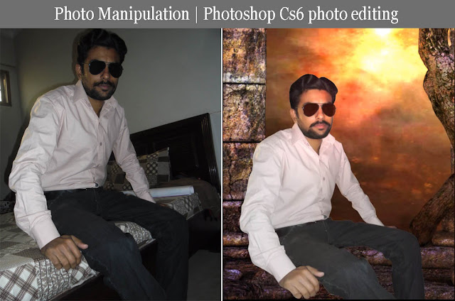 Photoshop Manipulation photo editing Tutorial
