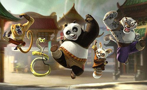 Kung Fu Panda 2 Review Reviews From A Bed