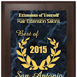 Extensions of Yourself Receives Award As Top Specialty Salon