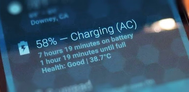 Cara Mengetahui Kecepatan Charger Android