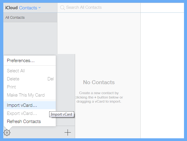 How to Export Contacts from Outlook Web App to iCloud: Tips