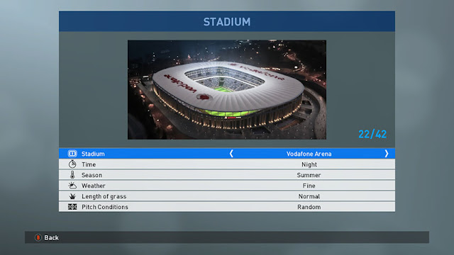 Pro Evolution Soccer 2017  [Next Season Patch 2019. Update v5.0] (2018) PC | RePack By Xatab