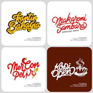 logo inspiration lettering art