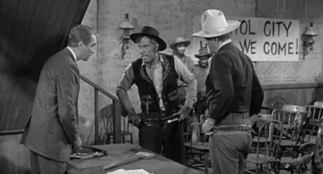 El hombre que mató a Liberty Valance - el fancine - Western - El fancine - Periodismo y cine