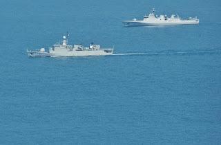 TNI AL akan Latihan Tempur di Laut Jawa hingga Natuna