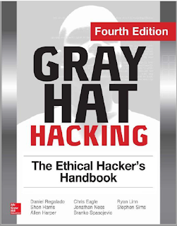 تحميل كتاب gray hat hacking the ethical hacker's handbook 4th edition pdf