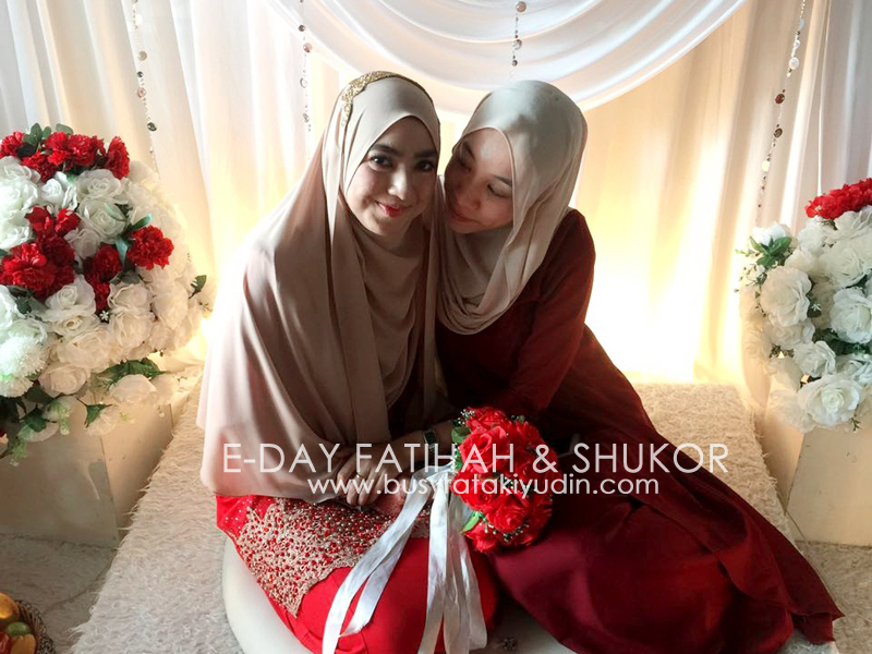 WEDDING | E-DAY KAWAN SATU UNIVERSITI