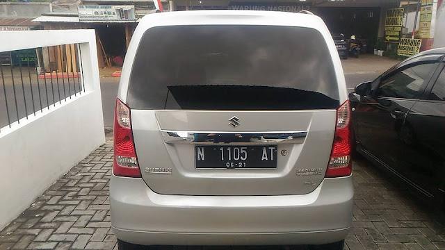 Karimun Wagon R GL tahun 2015  bekas