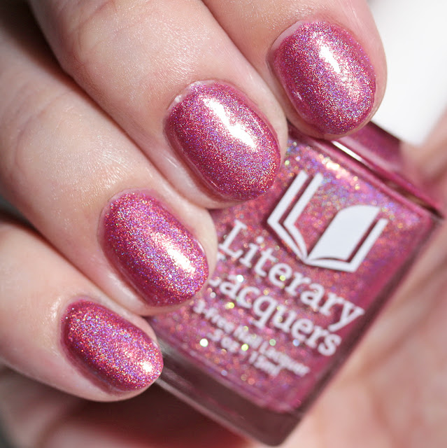 Literary Lacquers Always Tea Time