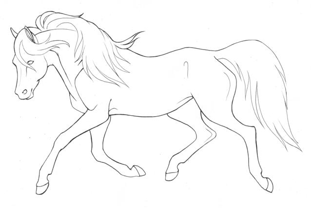 Kleurplaten Dieren Mandela Coloring Pages Horse Coloring Pages Free And Printable