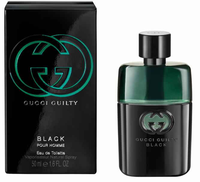 9a4dca85a4f Gucci vult haar Gucci Guilty collectie met een paar nieuwe uitgaven: vrouwen  geuren Gucci Guilty Black Pour Femme en mannen editie Gucci Guilty Black  Pour ...