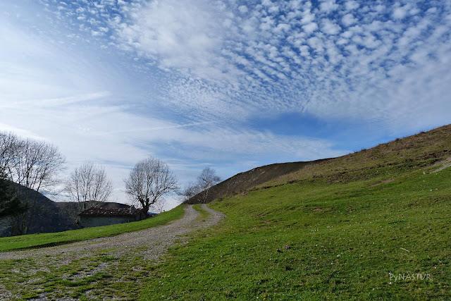 Collada La Doca - Ruta del Chorrón - Asturias