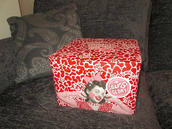 The Giant Soap and Glory Giftset
