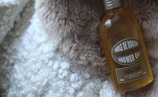 Sunday Skincare - The Shower Oil | Not another beauty blog