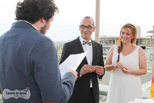 Organizadores de bodas originales en Zaragoza