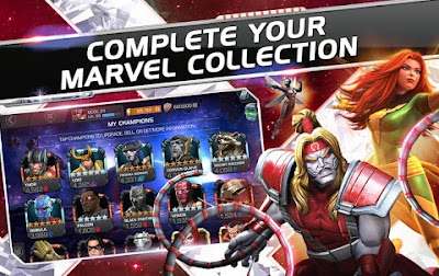Screenshot Marvel Contest of Champions Mod Apk