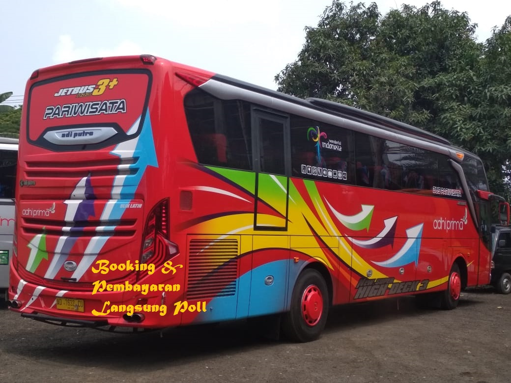Sewa Bus Wisata Ciputat, Bintaro Dan Tangerang Selatan Terpercaya