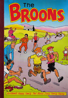 The Broons - Scotland's happy family - annual book