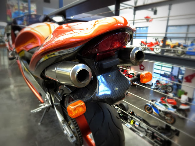 Motorcycle Dream Garage