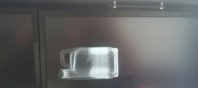 Droga é descoberta dentro de garrafa térmica ao passar por esteira de raio-x no presídio de Cacoal