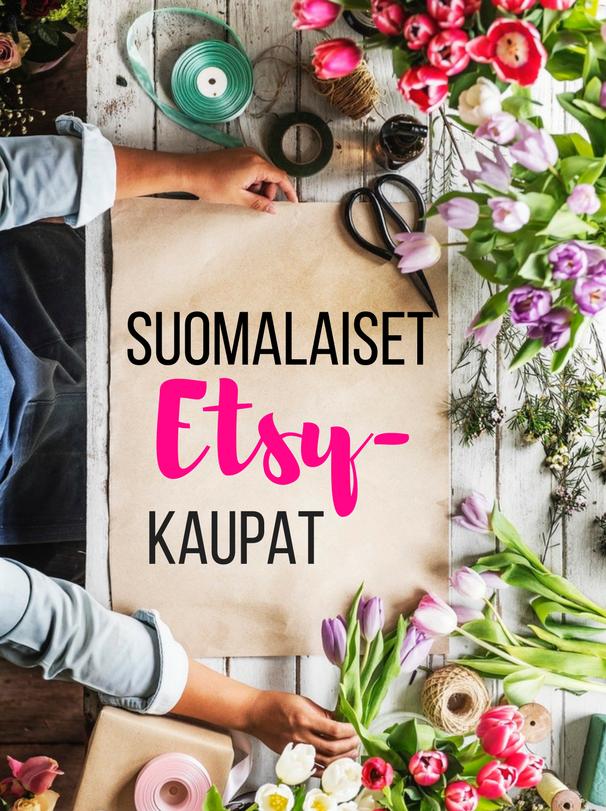 Suomalaiset Etsy-kaupat