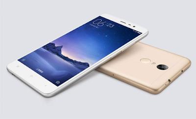 Điện thoại Redmi Note 3 chính hãng