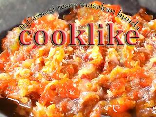 Resep Cara membuat Sambal Bawang Goreng Pedas
