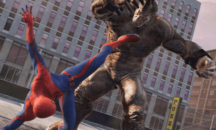 تحميل لعبة سبايدر مان Spider Man الجديدة