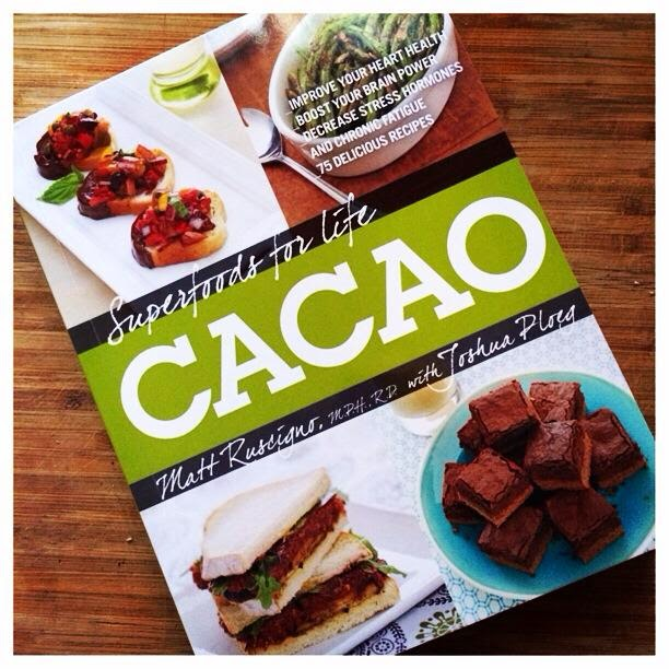 Chocolate Cookbook by Matt Ruscigno and Joshua Ploeg!