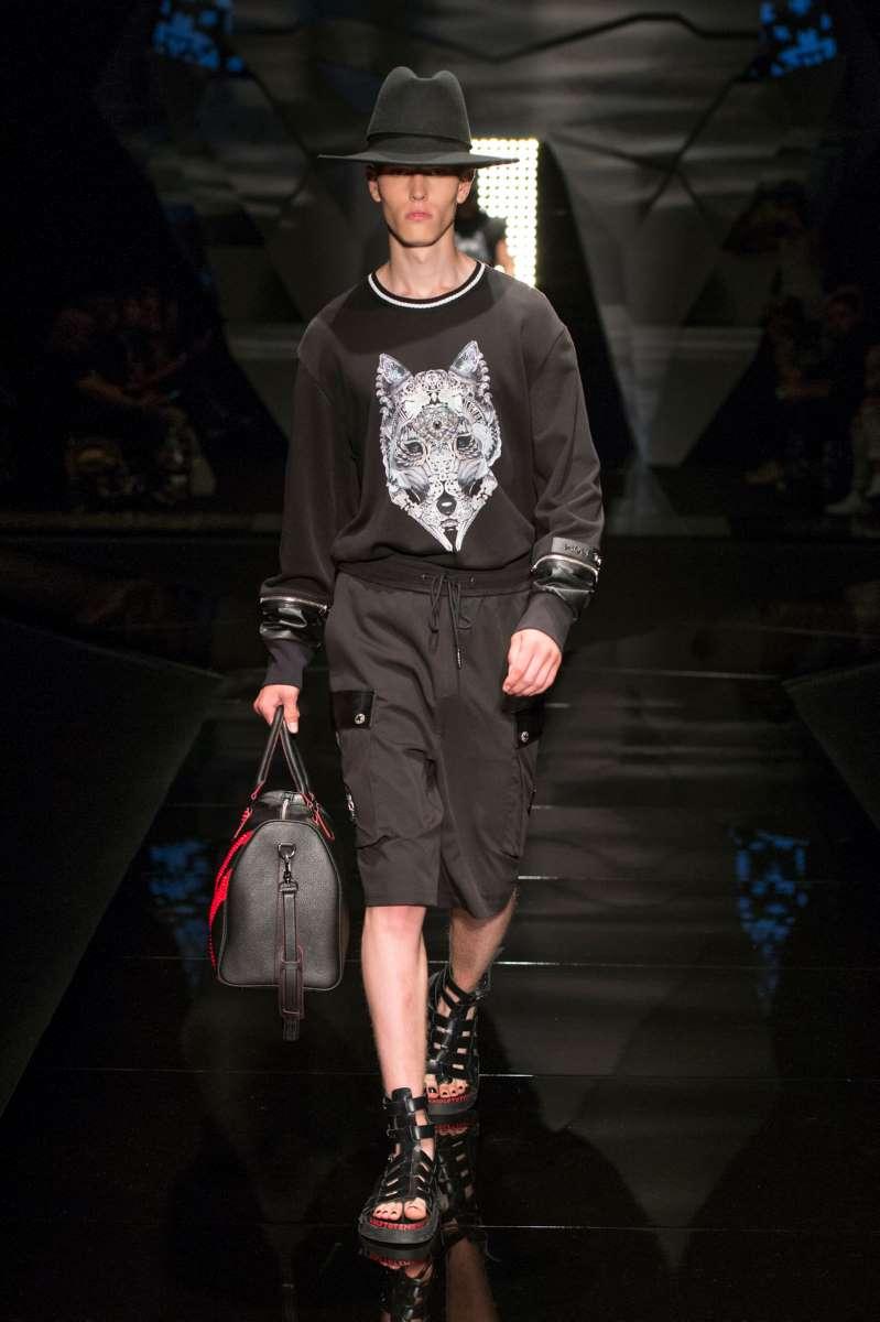 Wolf Totem Spring-Summer 2018 - Milan Fashion Week
