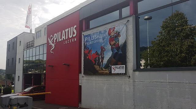 Estação para Monte Pilatus, Kriens, Lucerna, Suíça