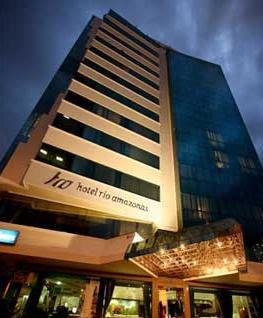 Hotel Río Amazonas Internacional - Directorio de hoteles hostales en quito Ecuador