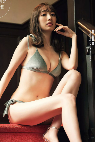 Haruka Dan 團遥香, Weekly Playboy 2020 No.16 (週刊プレイボーイ 2020年16号)