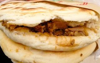 Hamburger Cina (ròu jiā mó)