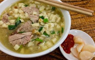 Mutton Stew (yáng ròu pào mó)