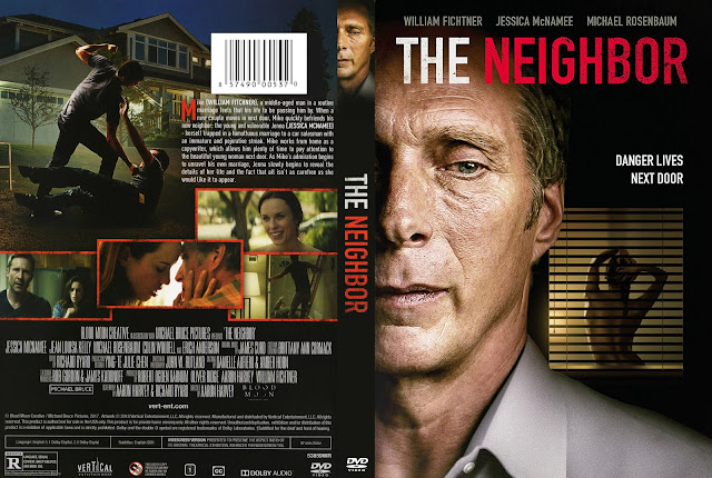 The Neighbor DVD Cover