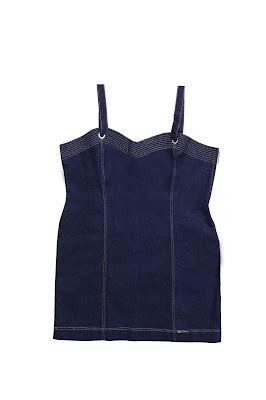 Vestido Jeans Plus Size R$131,80 xtracharmy.com.br