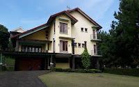 Villa Dadih istana bunga